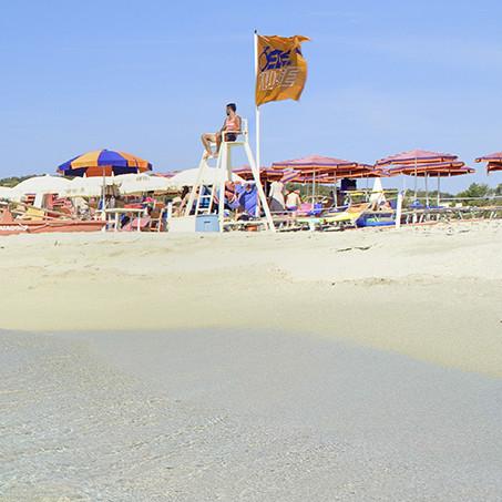 Altura Villasimius, la spiaggia