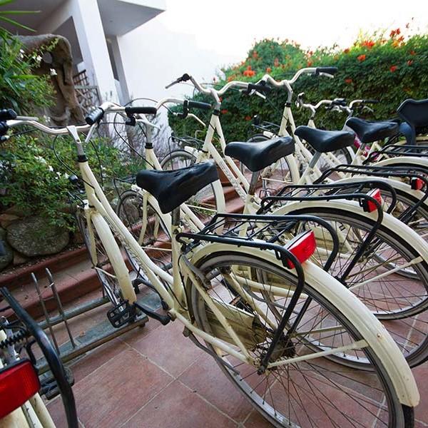 Hotel Altura, noleggio bici